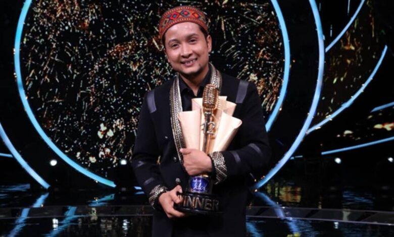 Pawandeep Rajan wins Indian Idol Season 12
