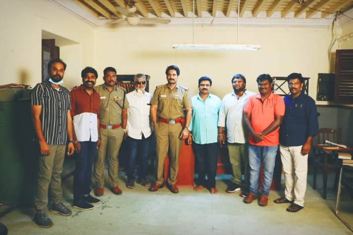 Rudra Thandavam Movie (2021): Cast