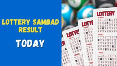 Live Lottery Sambad Result 1.8.2021 Out, Check 1 PM, 4 PM, 8 PM Winners List
