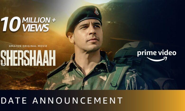 Shershaah Movie Download 480p, 720p, 1080p Leaked By TamilRockers, Filmyzilla, TamilYogi, TamilGun, Movierulz