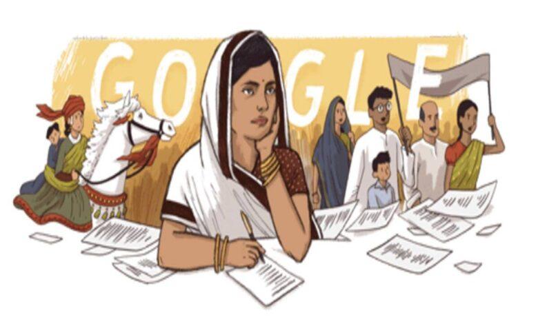 Google honors Subhadra Kumari Chauhan on her birth anniversary