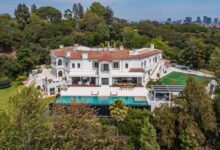 The Weeknd Pays $70 Million for Extravagant Bel Air Mansion
