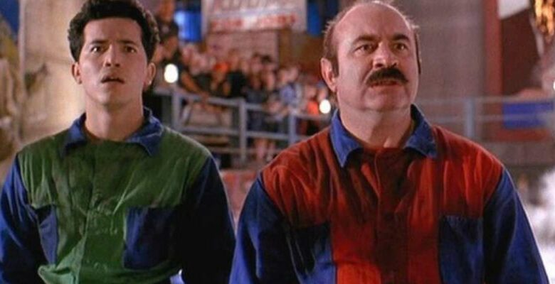 The story behind the Super Mario Bros.  Movie Extended Cut