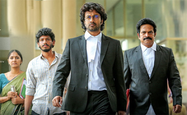Thimmarusu Movie Review: Weak story with contrived screenplay