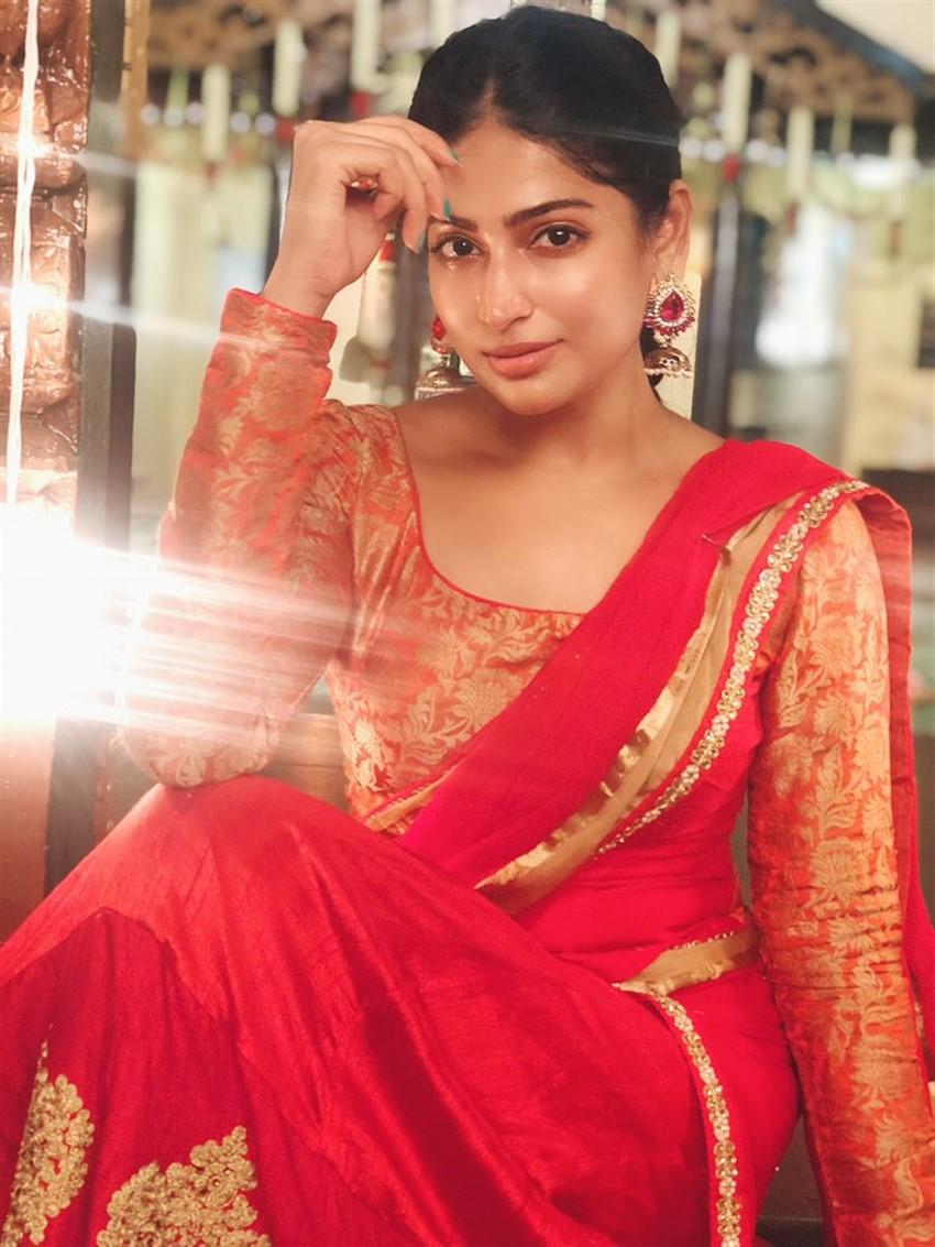 Vijayalakshmi Ahathian Images 8