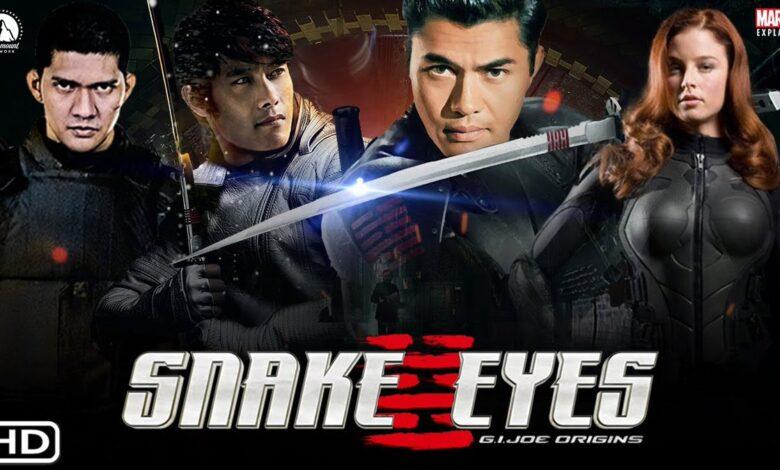 Watch GI Joe Origins Snake Eyes 2021 Online Full Free Download Hindi Dubbed »FilmyOne.com