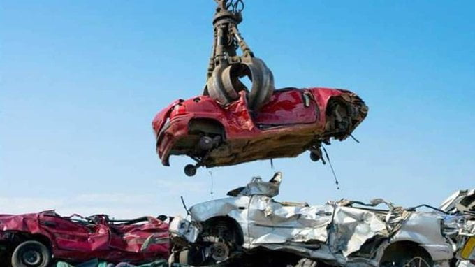 National vehicle scrappage policy