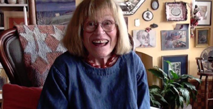 Charlotte Johnson Wahl Biography