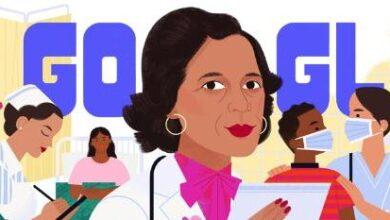 Google Doodle celebrates Panamanian American nurse Ildaura Murillo-Rohde