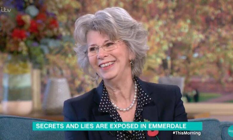 Diane Sugden actress Elizabeth Estensen quits Emmerdale after 22 years