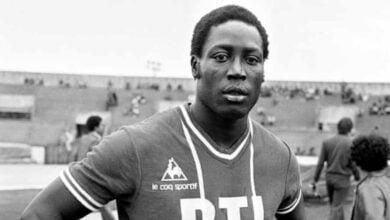 Jean-Pierre Adams in 1976