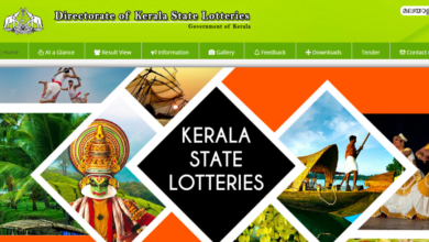 Live Kerala Lottery Today Result 3.9.2021 Out, Nirmal NR 240 Winners List