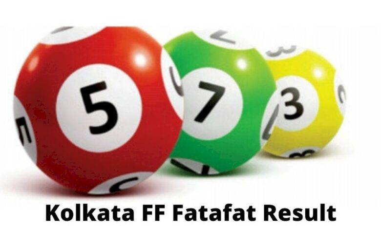 Live Kolkata FF Fatafat Result Today 4.9.2021 Out, Check Winners List and Number