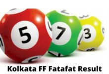 Live Kolkata FF Fatafat Result Today 6.9.2021 Out, Check Winners List and Number
