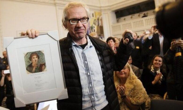 Muhammad Cartoonist Lars Vilks
