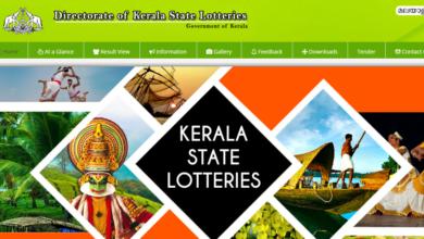 Live Kerala Lottery Today Result 3.10.2021 Out, WinWin W 635 Winners List