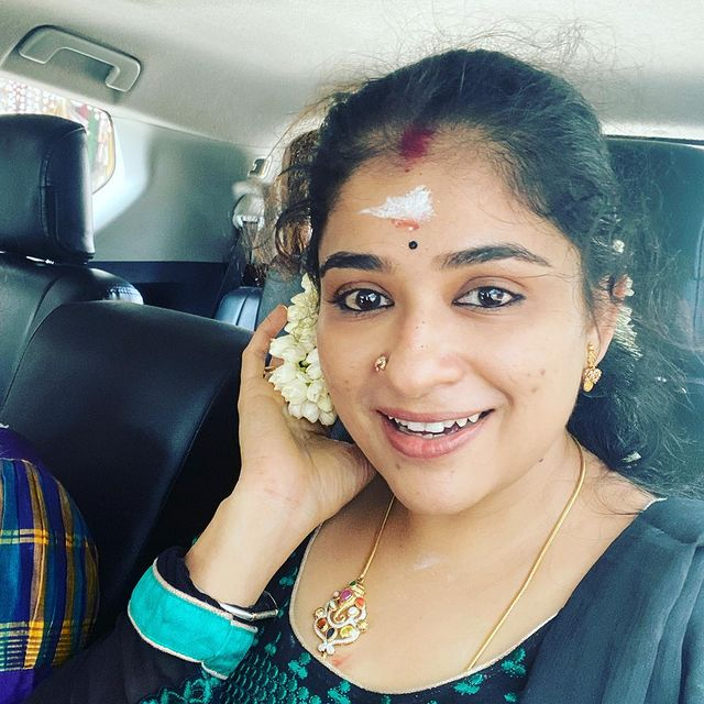 Preethi Sanjeev Images 7