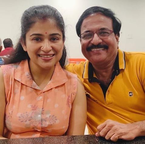 Preethi Sanjeev Images 8