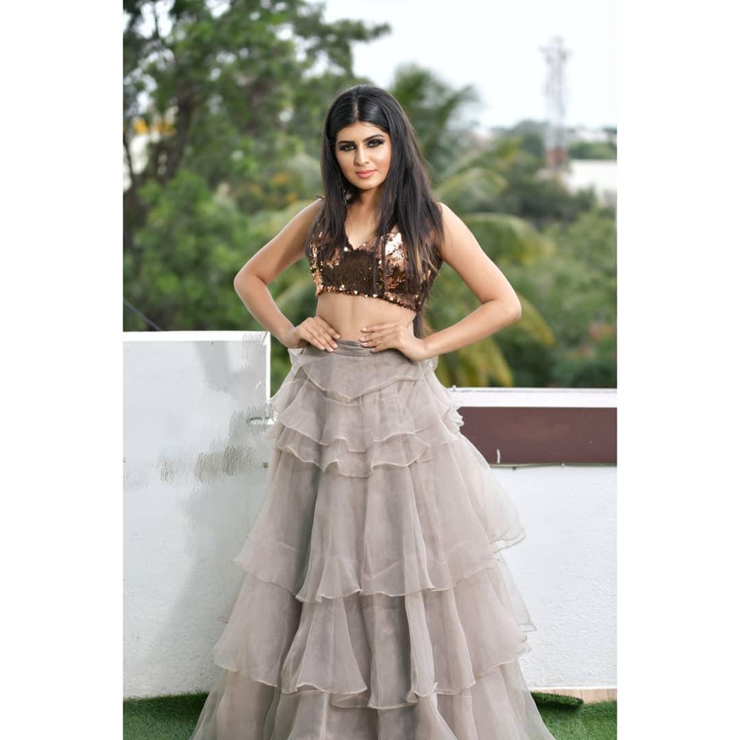 Sharanya Shetty Images